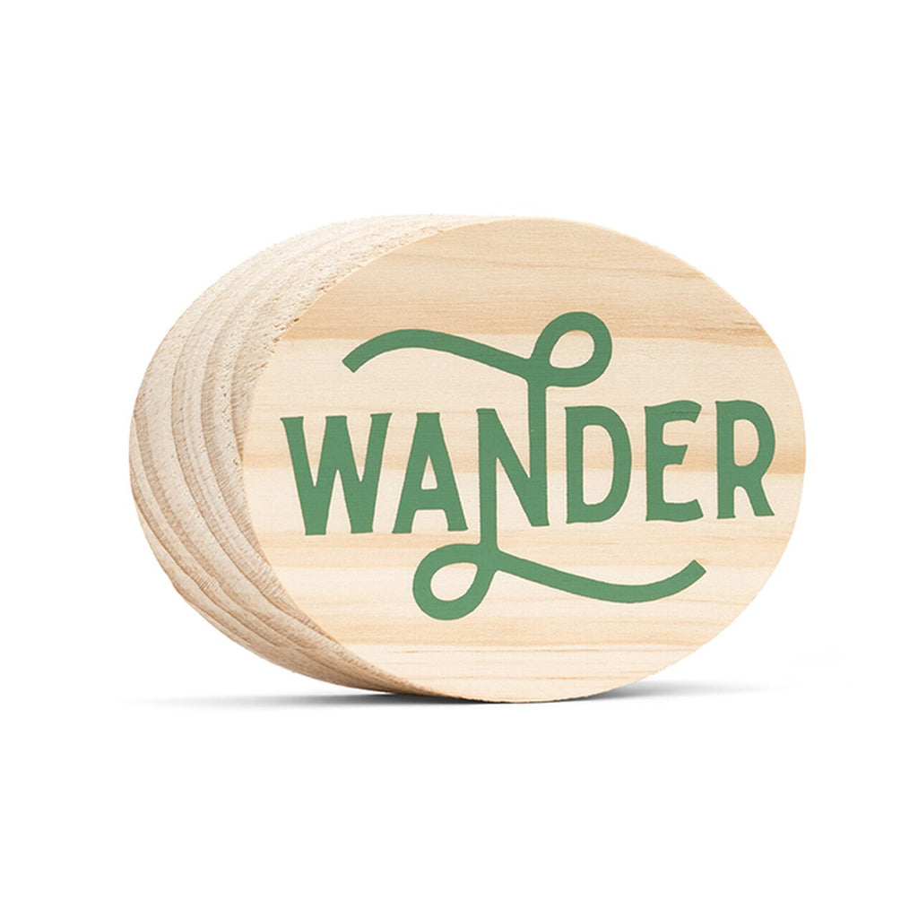 Wander Desk Art