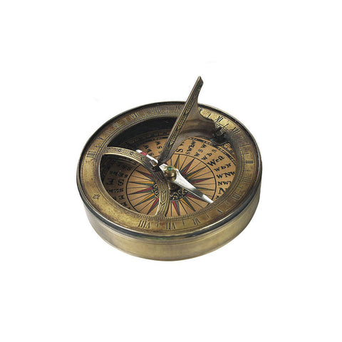 Sundial and Compass