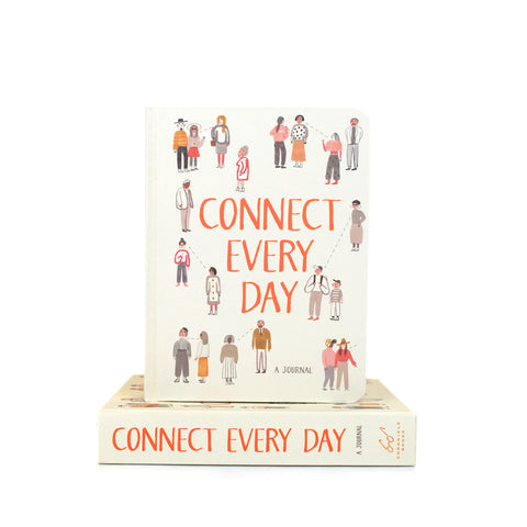 Connect Every Day:  Journal - The New York Public Library Shop
