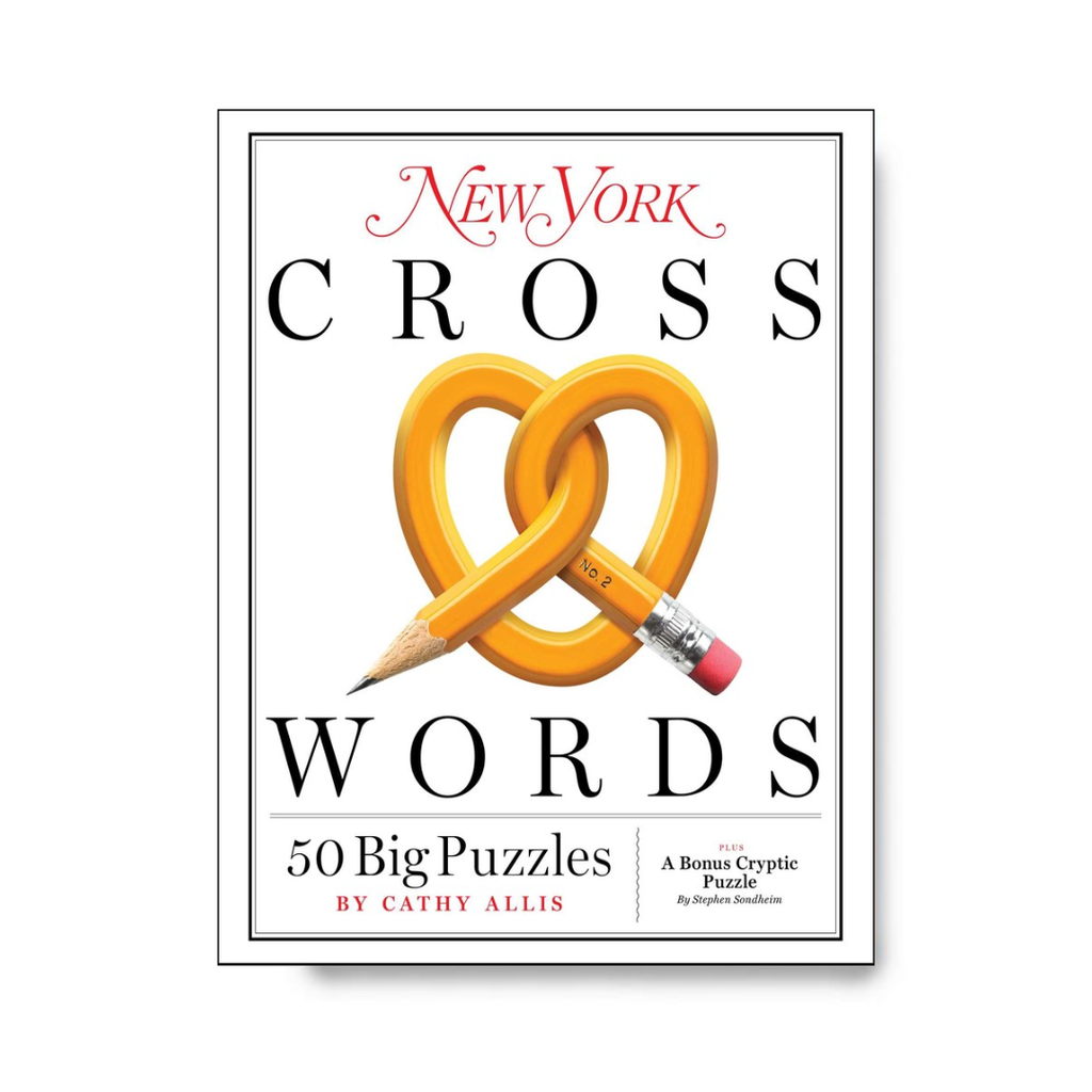 New York Crosswords: 50 Big Puzzles