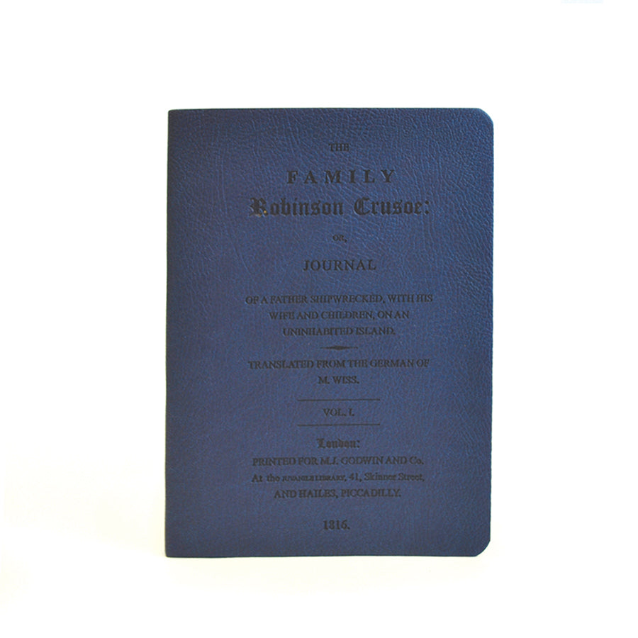 Robinson Crusoe Journal - The New York Public Library Shop