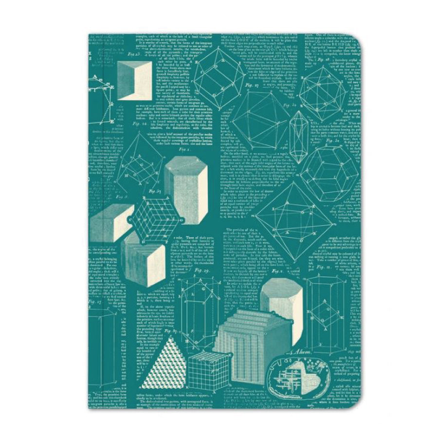 Crystallization Chemistry Notebook