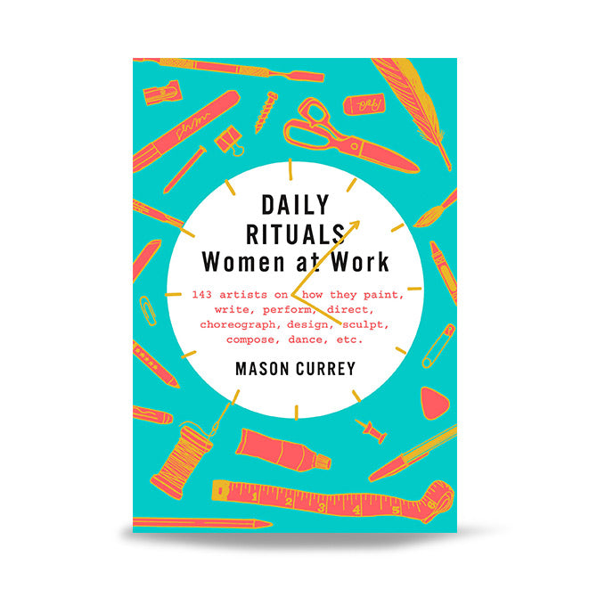 Daily Rituals: Women at Work - The New York Public Library Shop