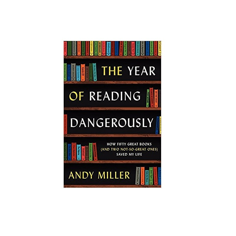 The Year of Reading Dangerously - The New York Public Library Shop