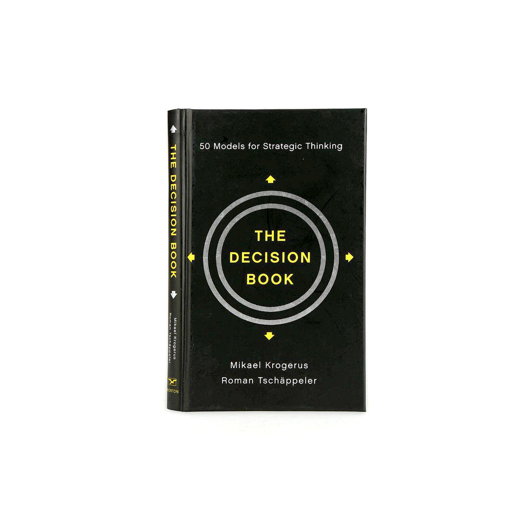 The Decision Book: 50 Models for Strategic Thinking - The New York Public Library Shop