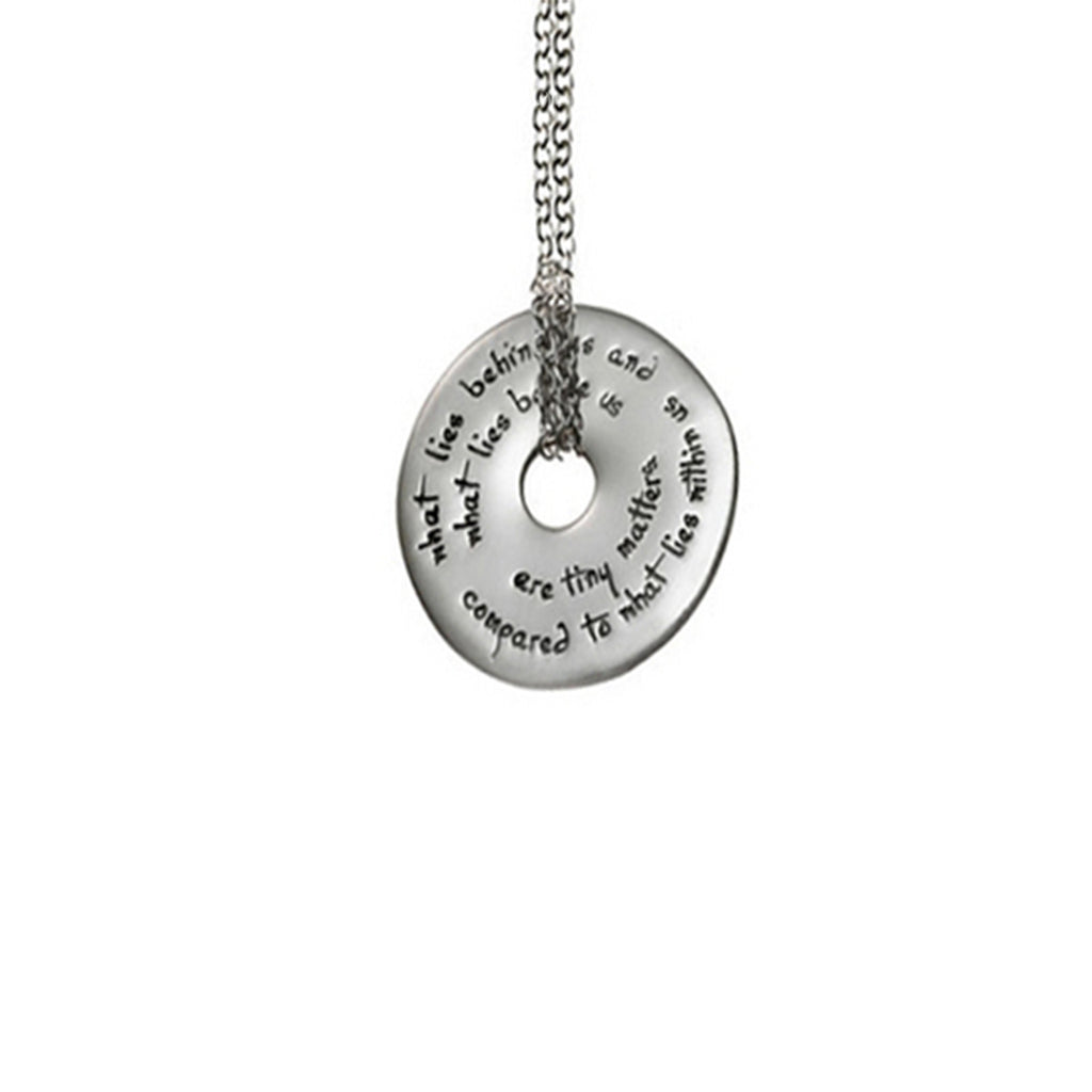 Emerson Necklace - The New York Public Library Shop