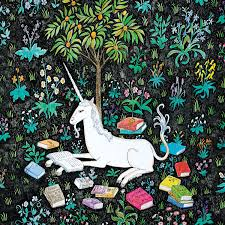 Unicorn Reading Puzzle