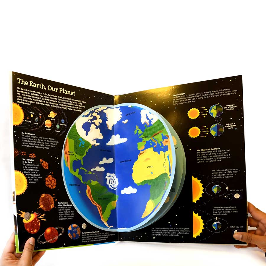 Ultimate Book of Planet Earth - The New York Public Library Shop