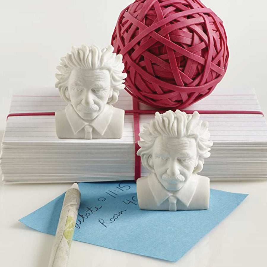 Einstein Head Eraser