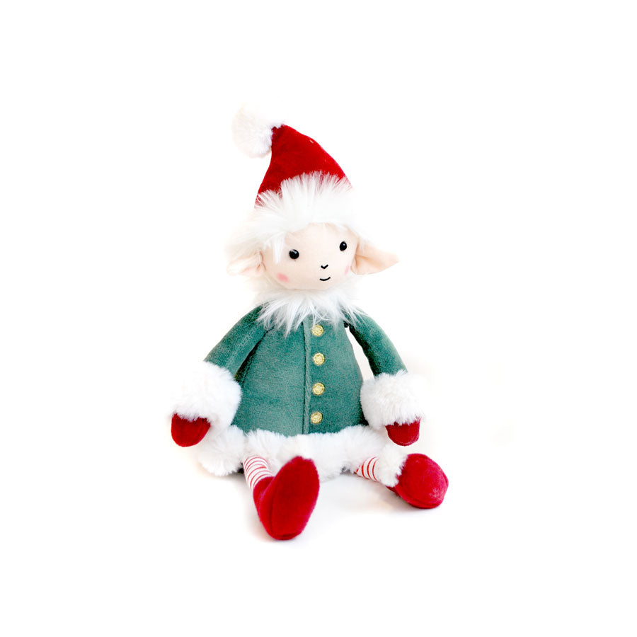 Elf Plush - The New York Public Library Shop