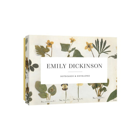 Emily Dickinson Notecards
