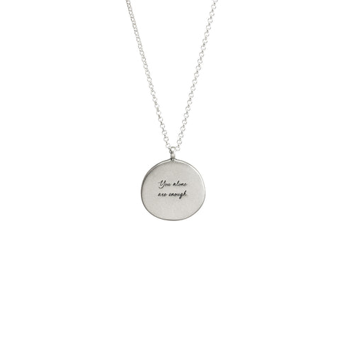 Enough Necklace - The New York Public Library Shop
