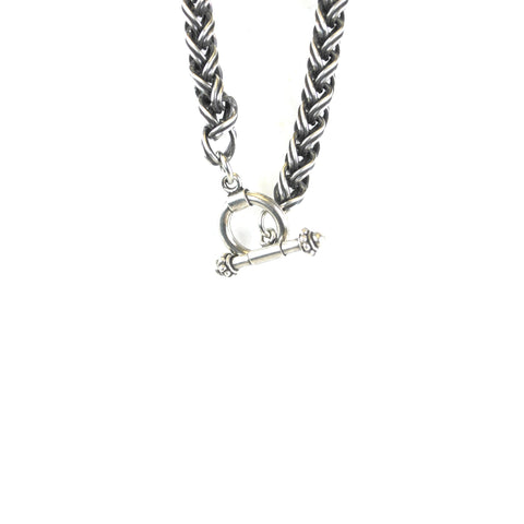 Rope Chain Intaglio Necklace - The New York Public Library Shop