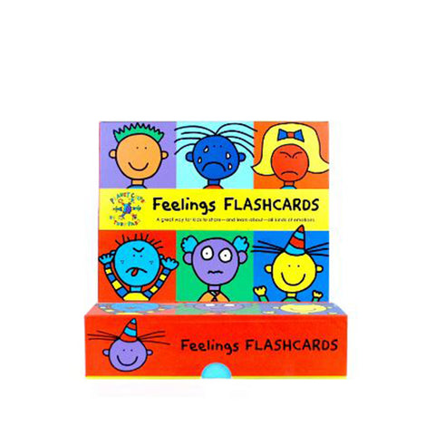 Feelings Flash Cards - The New York Public Library Shop