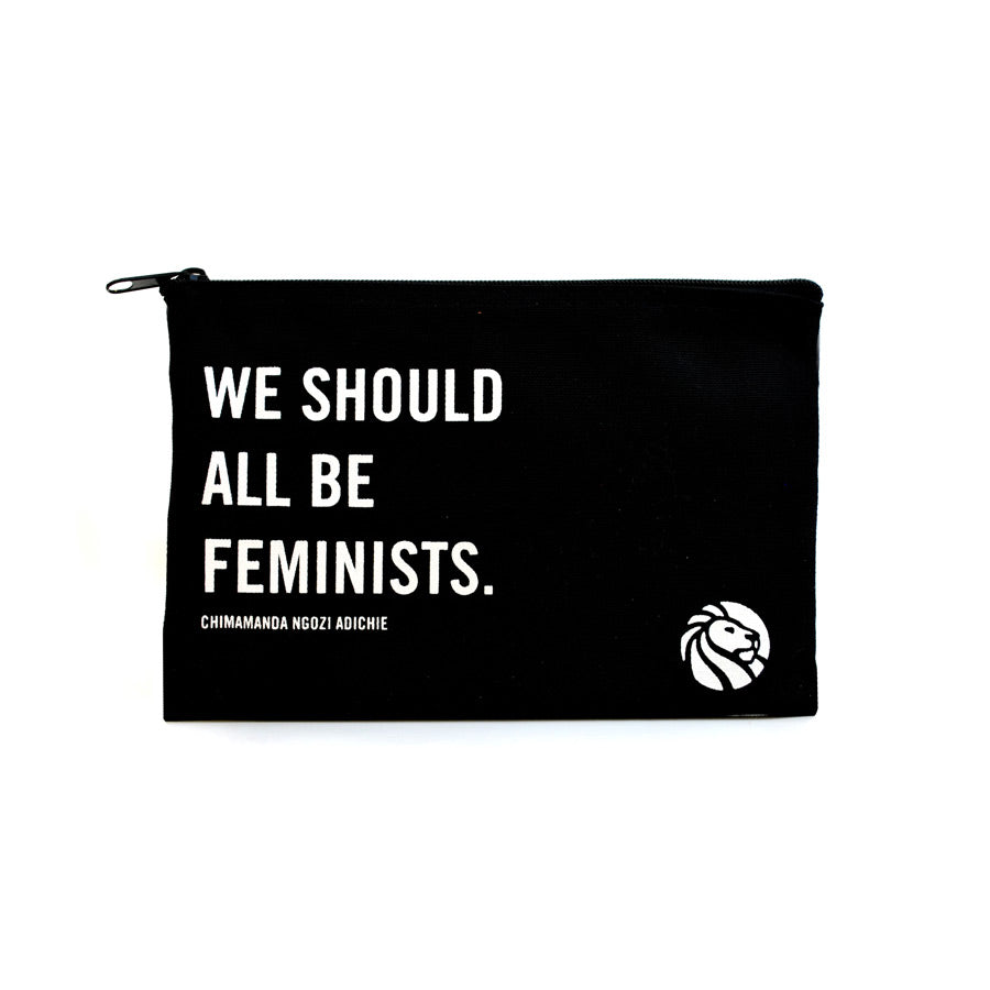 NYPL Feminist Pouch - The New York Public Library Shop