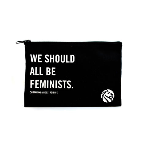 NYPL Feminist Pouch