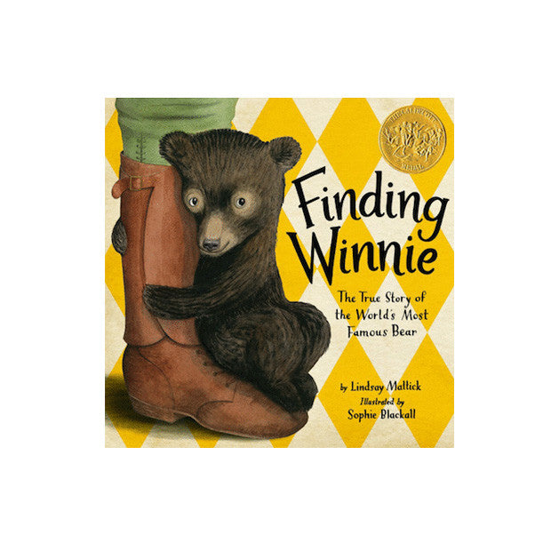 Finding Winnie - The New York Public Library Shop