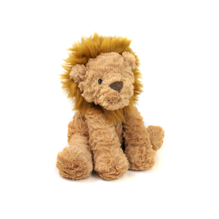 Carmel Lion Plush - The New York Public Library Shop