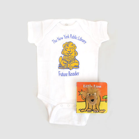 Future Reader Onesie + Book Set