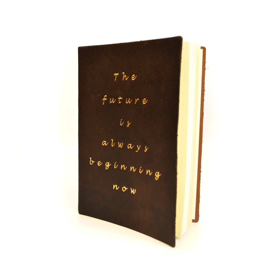 Future Leather Journal - The New York Public Library Shop