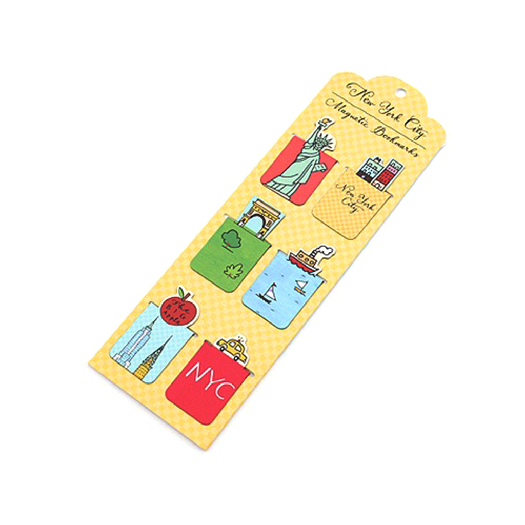 Bookmarks have a rectangular shape.