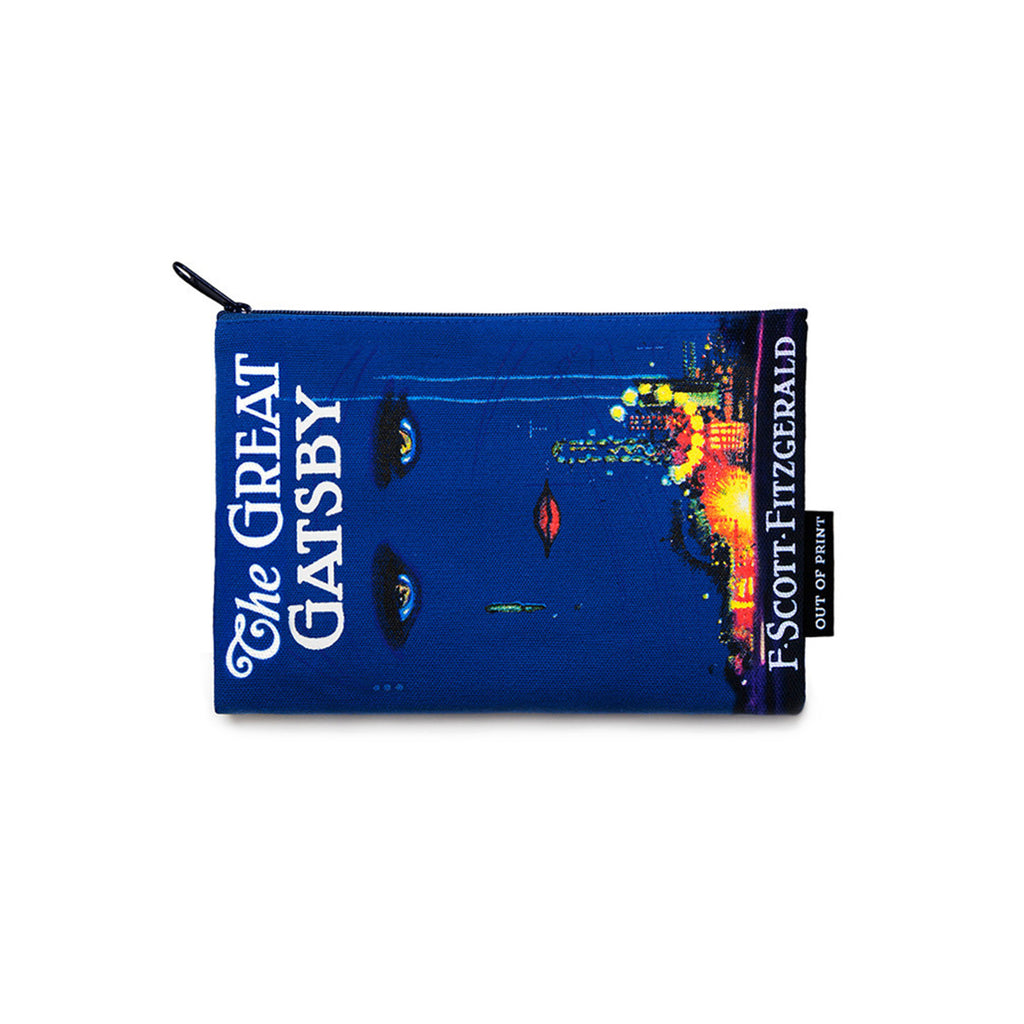The Great Gatsby Pouch - The New York Public Library Shop