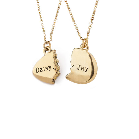 Gatsby Necklace - The New York Public Library Shop