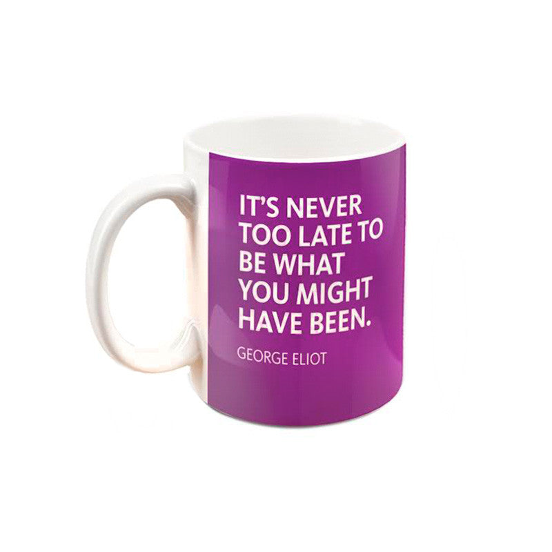 George Eliot Mug