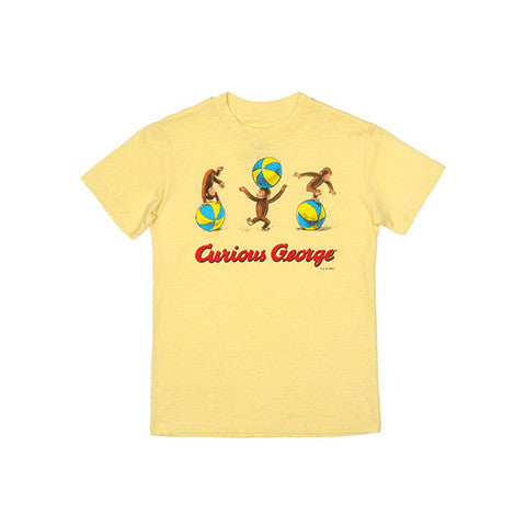 Curious George Toddler T-Shirt - The New York Public Library Shop