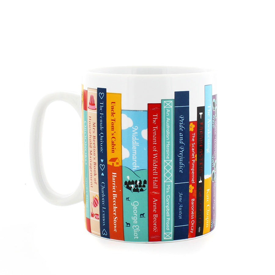 Female Writers Mug