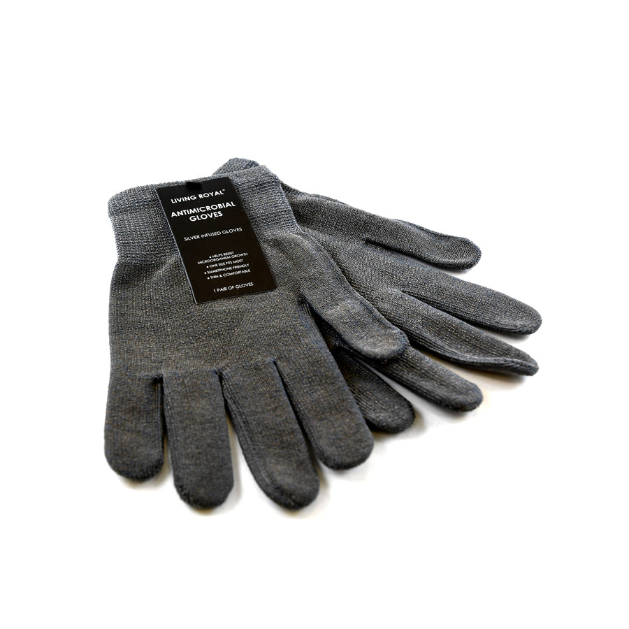 Silver Infused Antimicrobial Gloves