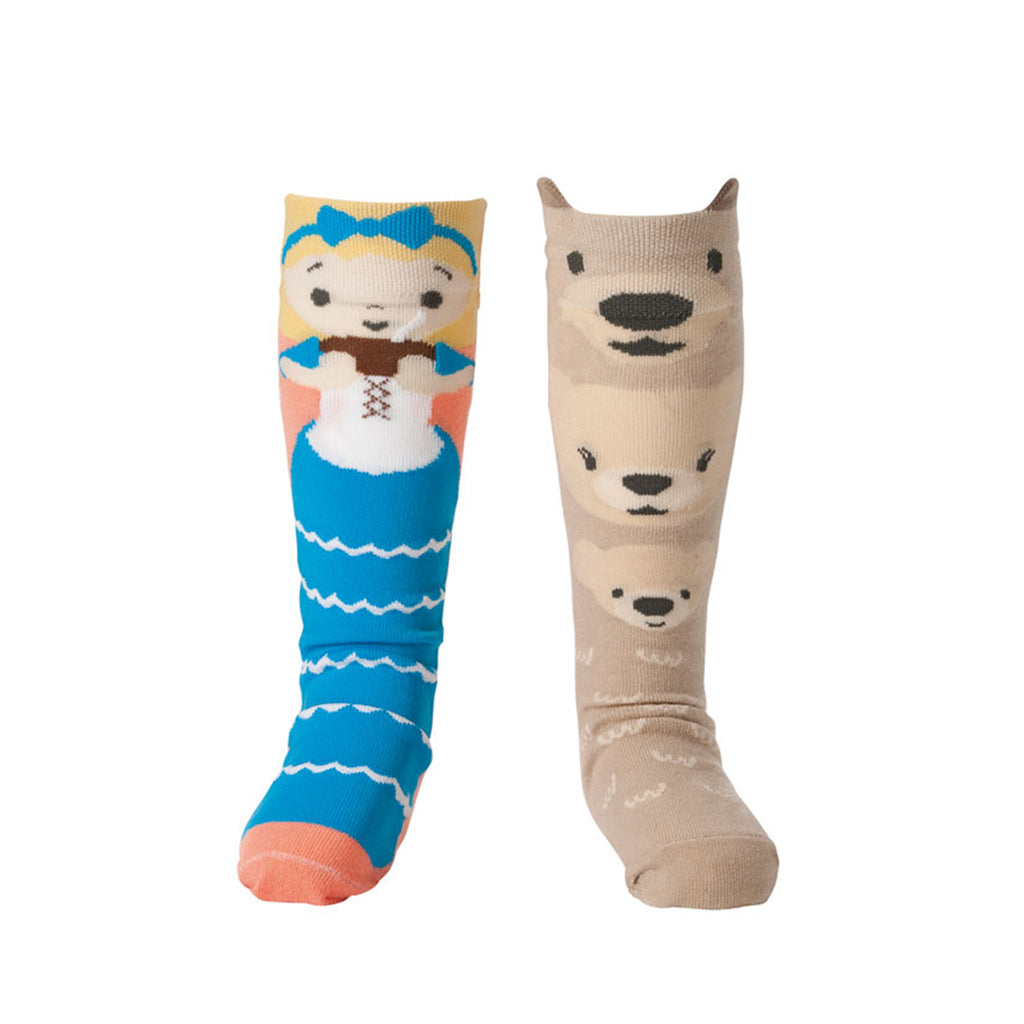 Goldilocks Storytime Kids Socks