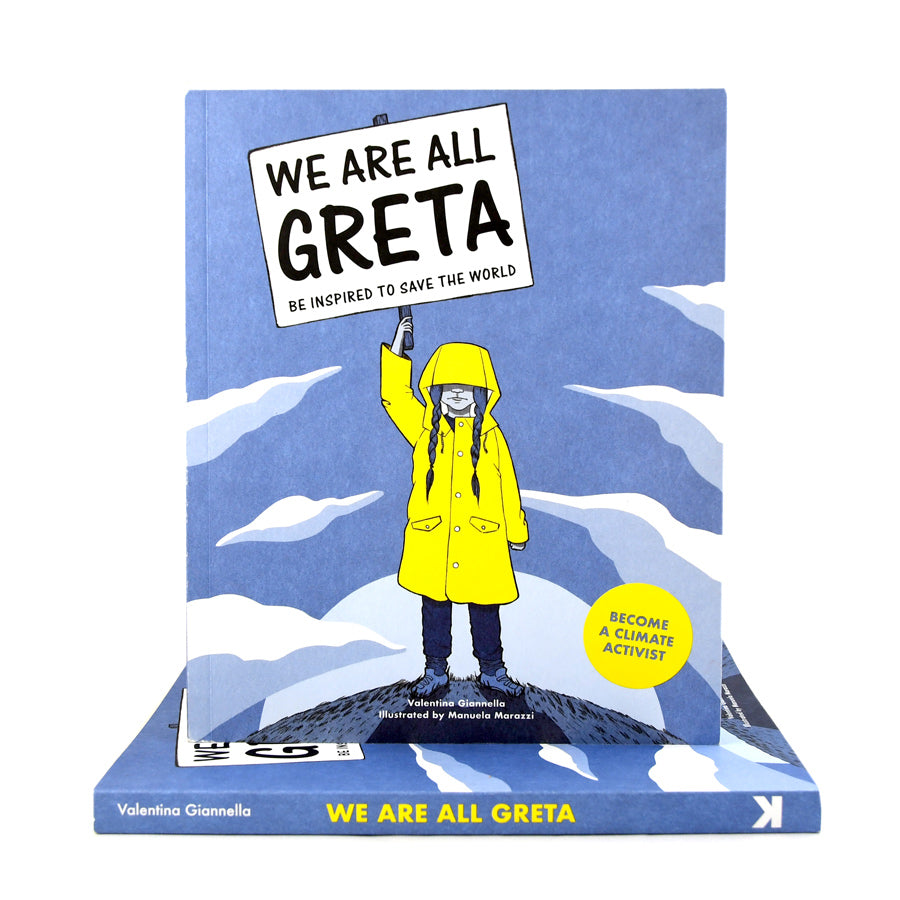 We Are All Greta: Be Inspired by Greta Thunberg to Save the World - The New York Public Library Shop