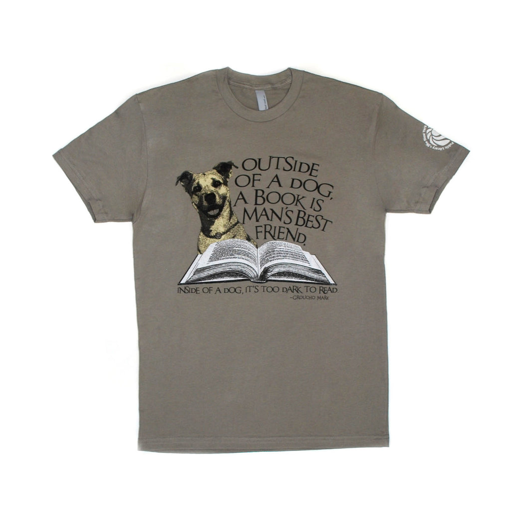 Groucho T-Shirt - The New York Public Library Shop