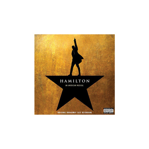 Hamilton The Musical CD