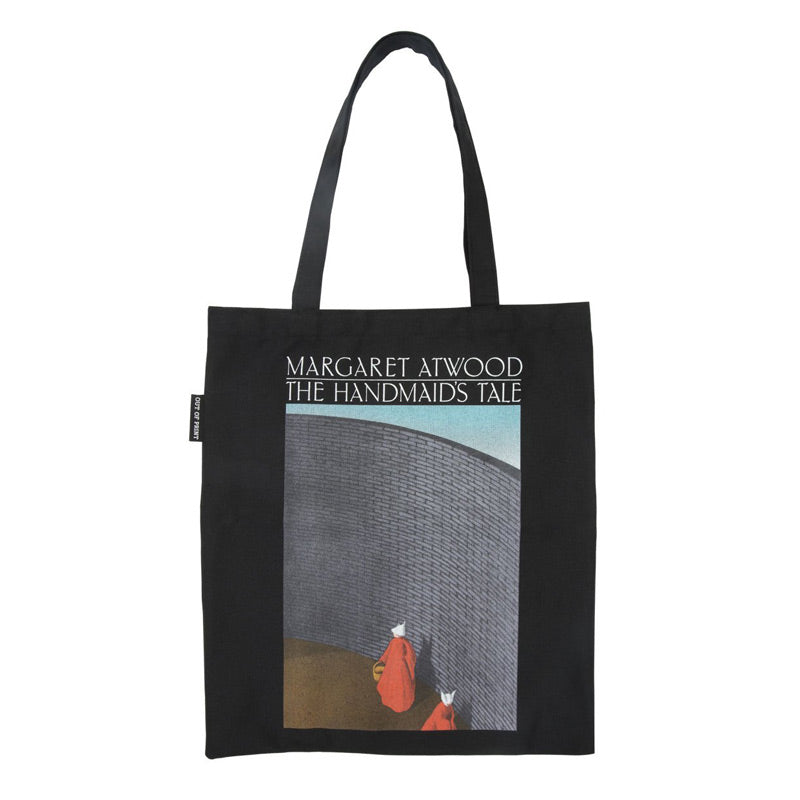 The Handmaid's Tale Tote Bag - The New York Public Library Shop