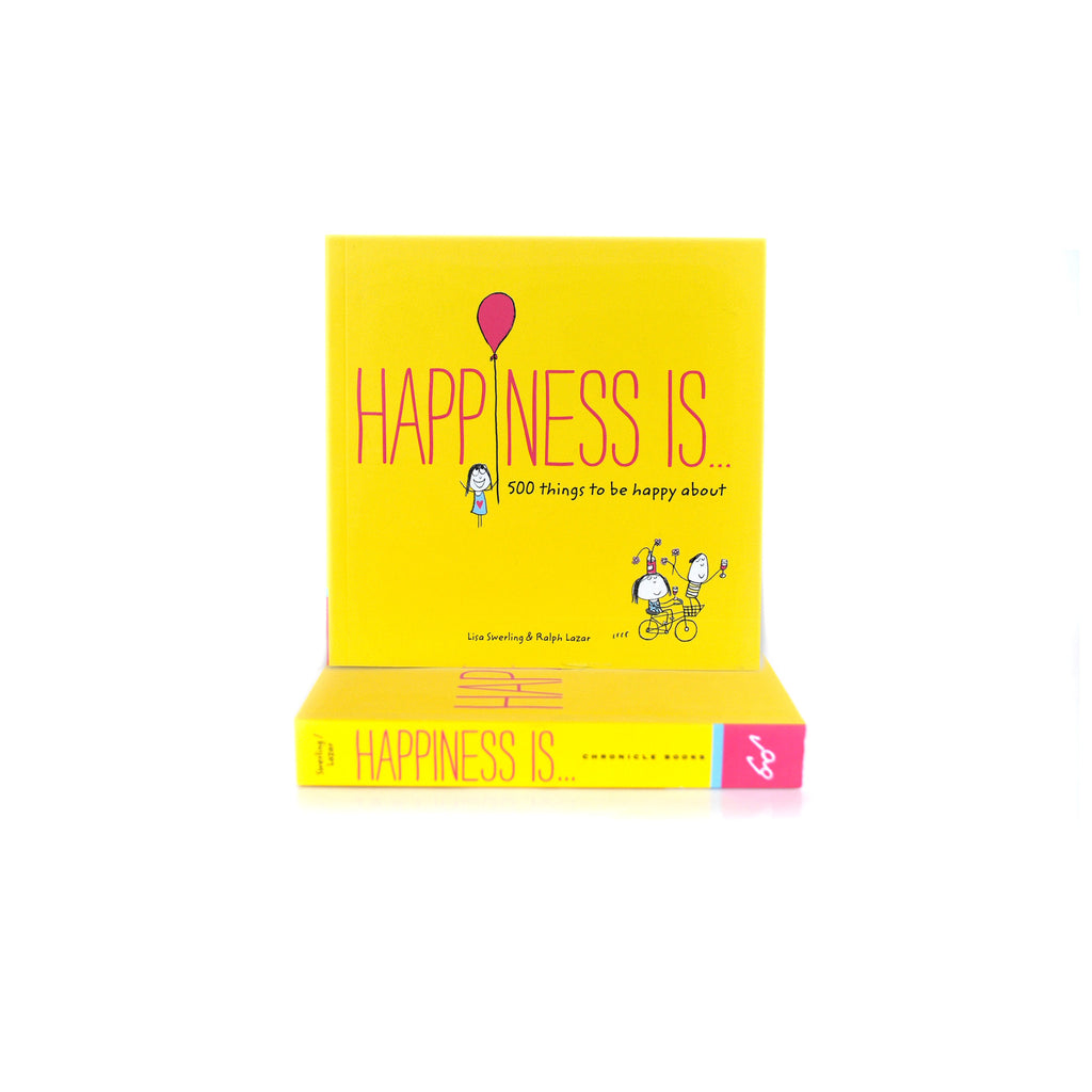 Happiness Is... : 500 Things to Be Happy About - The New York Public Library Shop