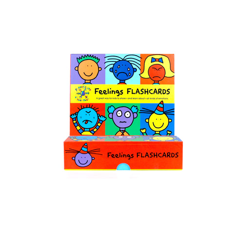 Feelings Flash Cards