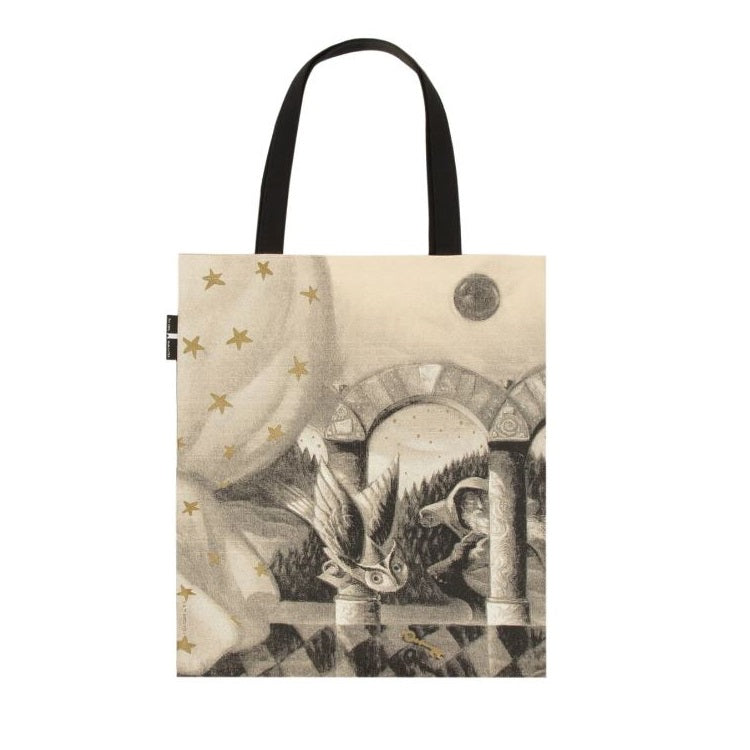 Harry Potter and the Sorcerer's Stone Tote Bag - The New York Public Library Shop