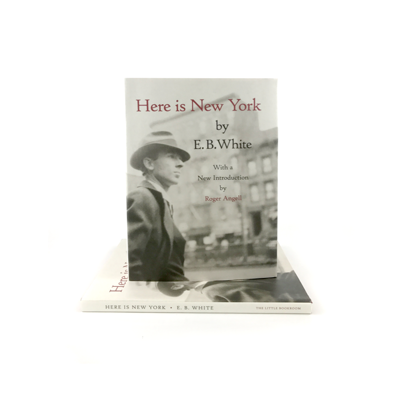 Here is New York - The New York Public Library Shop