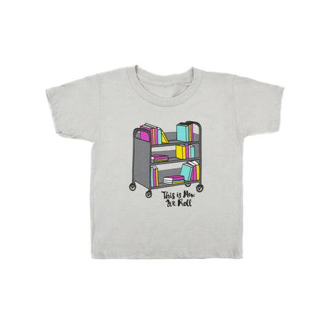 How We Roll Kids T-Shirt