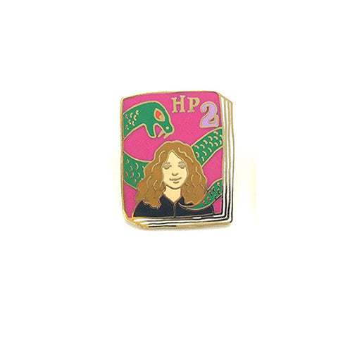 Harry Potter 2 Book Pin
