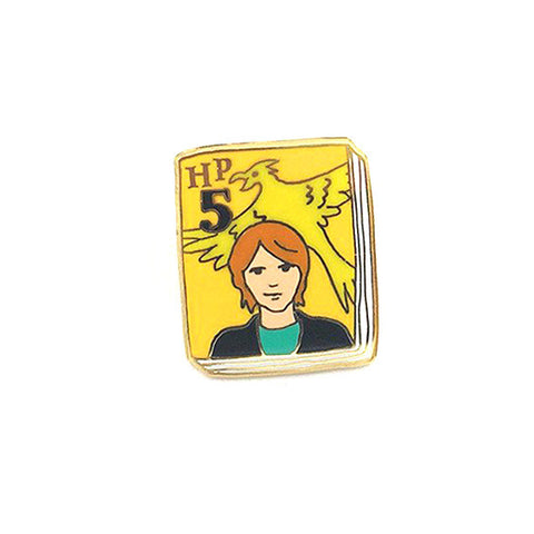 Harry Potter 5 Book Pin