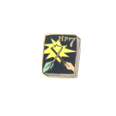 Harry Potter 7 Book Pin