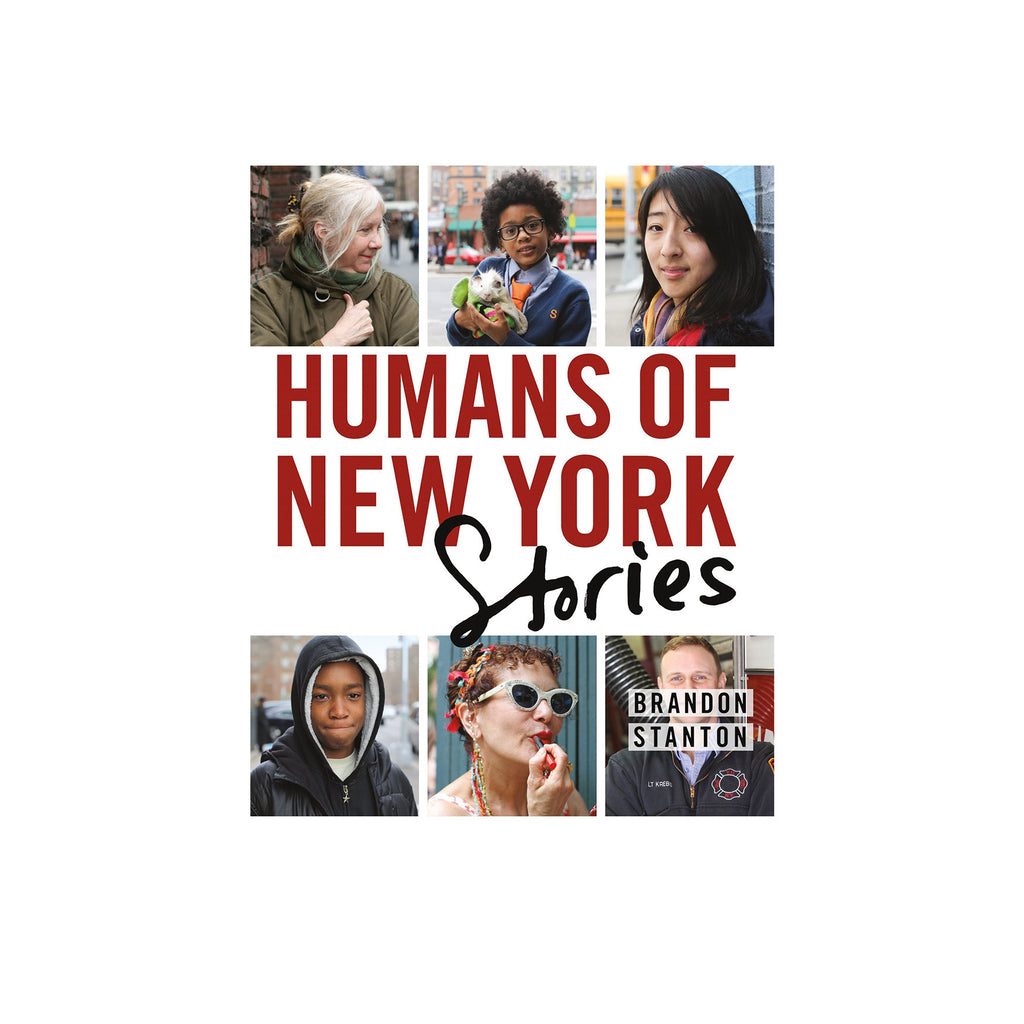 Humans of New York Stories - The New York Public Library Shop