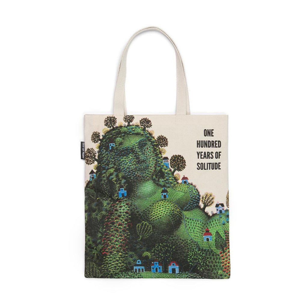 100 Years of Solitude Tote Bag - The New York Public Library Shop