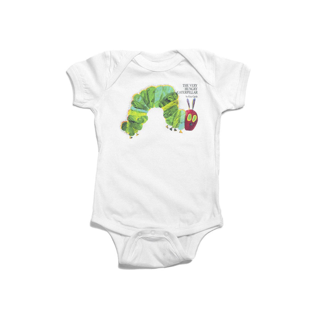 The Very Hungry Caterpillar Onesie - The New York Public Library Shop