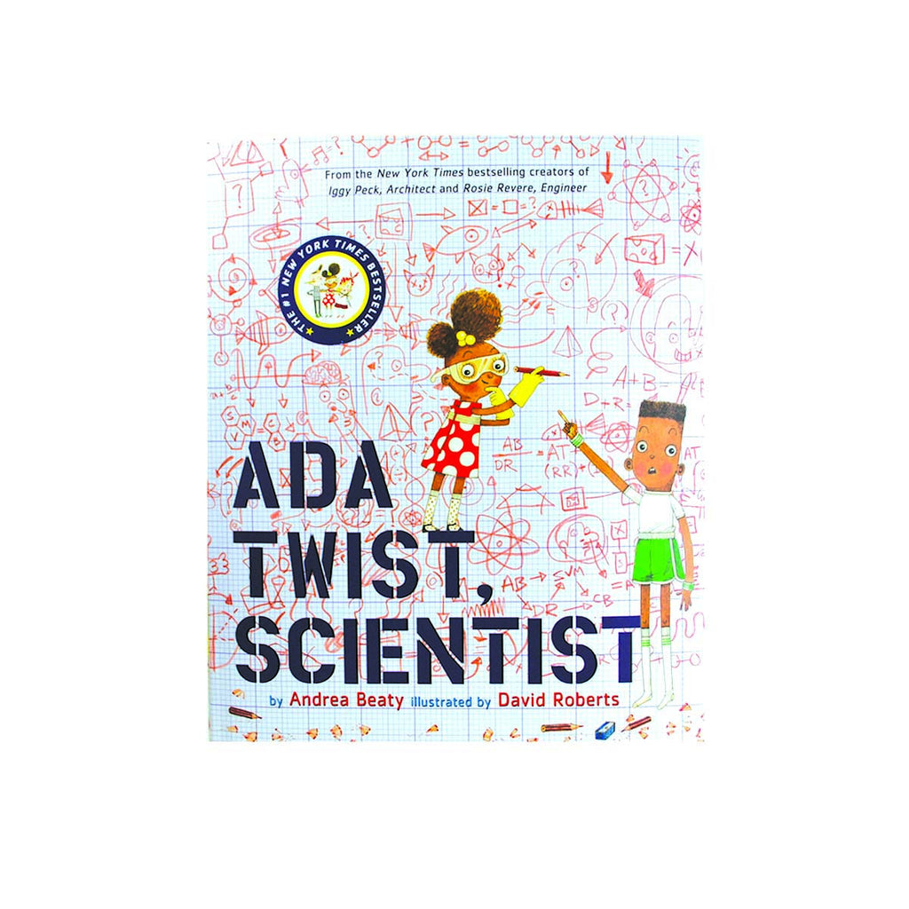 Ada Twist, Scientist - The New York Public Library Shop