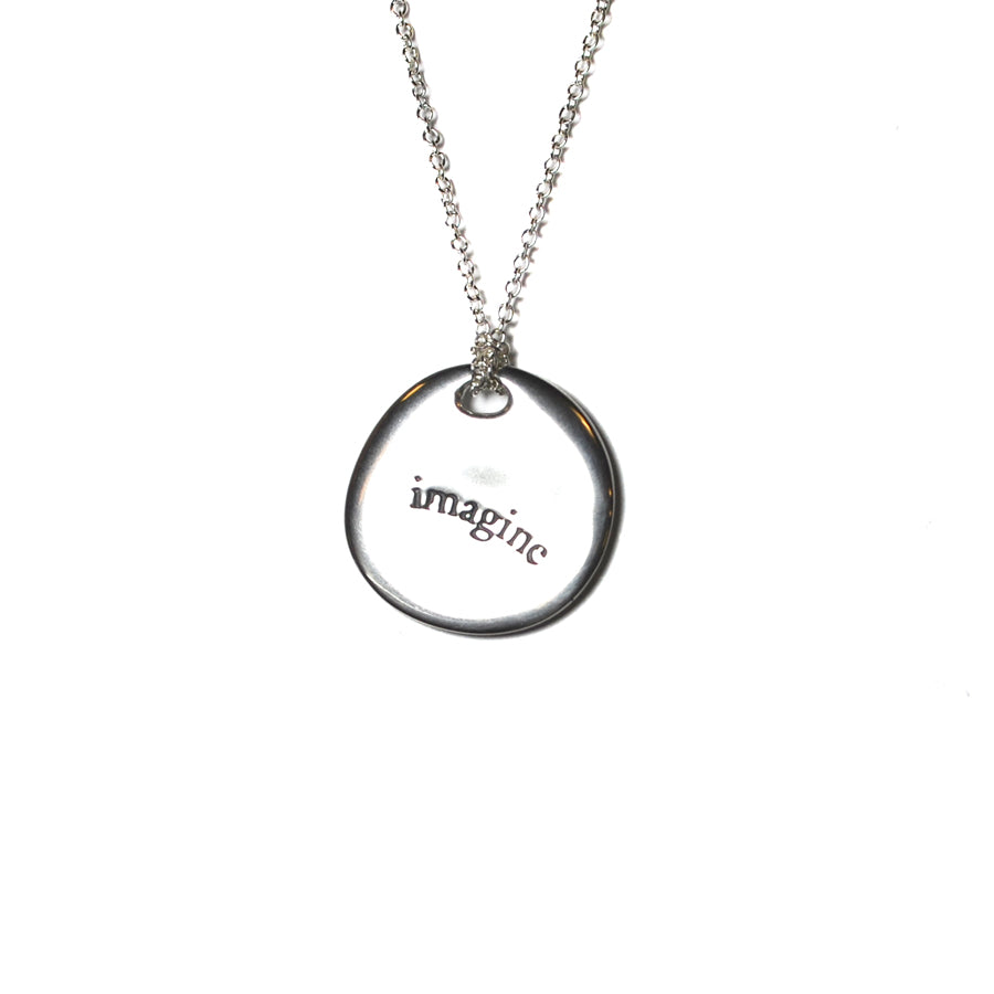 Imagine Necklace - The New York Public Library Shop