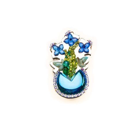 In Bloom Pin